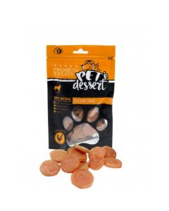 Recompense Pet's Dessert Chicken Ring 80g