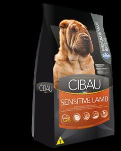 Cibau Sensitive Lamb Medium-Maxi 12 kg