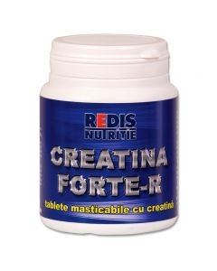Creatina Forte-R, Redis, 300 tablete masticabile