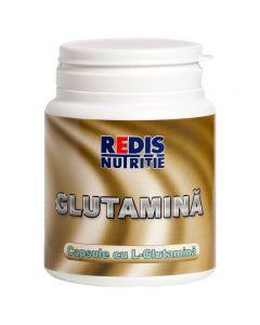 Glutamina, Redis, 120 capsule