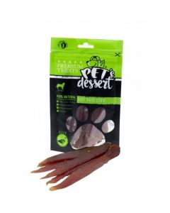 Recompense Pet's Dessert Soft Duck Strip 80g