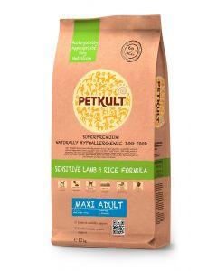 PetKult Senzitiv Adult Maxi Miel si Orez 12kg