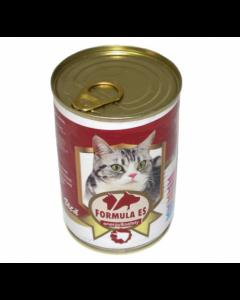 Hrana umeda pentru pisici, Formula ES, Vita, conserva 415 g