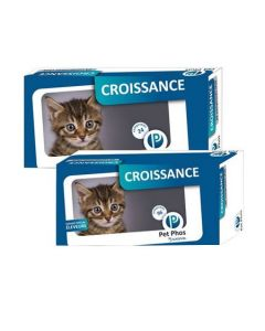 Supliment Nutritiv Pet Phos Felin Croissance 96 tablete