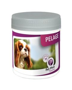 Supliment Nutritiv Pet Phos Pelage 50 tablete