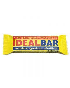 Set 12 batoane proteice Redis, Ideal Bar, 12 x 50g