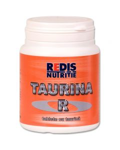 Taurina, Redis, 500 mg, 100 tablete