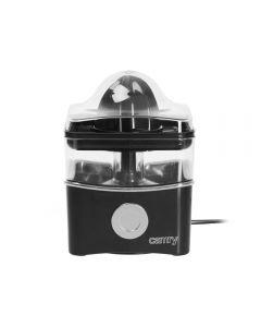 Storcator Electric Camry pentru Citrice, Oprire/Pornire Automata, Capacitate 900ml, Putere 40W, Culoare Negru