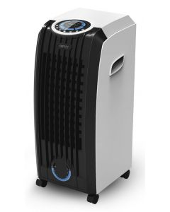 Aparat de Aer Conditionat Clima Mobila Portabila Camry 3-in-1 cu Telecomanda, Timer, Functie de Racire, Umidificare, Purificare, 3 Viteze, Oscilare, Rezervor Apa 8L