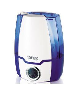 Umidificator Camry cu Timer, Umidificare Reglabila, Ionizare, Purificare, Rezervor 5,2L, Putere 32W, Capacitate 320ml/h
