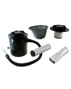 Aspirator Profesional pentru Cenusa sau Praf cu Functie de Suflare si Aspirare, Putere 1000W, Capacitate Rezervor 20L