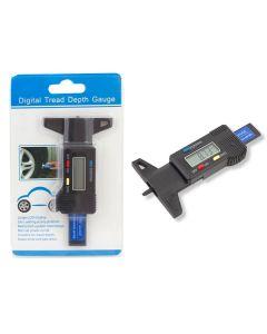Aparat digital pentru masurat adancime uzura profil anvelope cu afisaj LCD