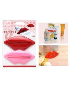 Set 2 Dispozitive pentru Golire Tuburi Creme Cosmetice Tip Buze