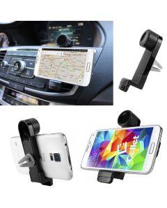 Suport telefon auto cu prindere in grila de aerisire