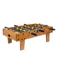 Masa Joc de Foosbal Mini Fotbal cu 18 Jucatori, Dimensiuni 69x37cm