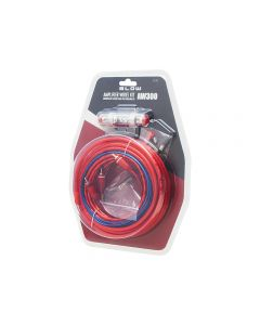 Kit Cabluri Audio Blow AW300 pentru Masina pentru Conectare Boxe, Subwoofere, Statii, Amplificatoare Auto
