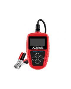 Tester pentru Baterie si a Sistemului de Incarcare si Pornire Auto 12V / 2-30Ah cu Afisaj LCD