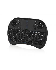 Mini Tastatura Wireless Multimedia Blow, Iluminata LED, Raza 15m, Compatibila Windows, Mac OS, Linux, Android