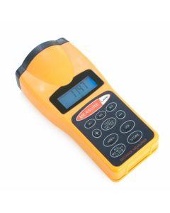 Telemetru cu Laser - Dispozitiv Automat de Masurare a Distantei cu Afisaj LCD