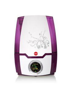 Umidificator de Aer Ultrasonic Foggy pentru Camera 20mp, Putere 30W, Randament 30ml/h, Afisaj Digital, Functie de Ionizare, Control Digital, Capacitate 5.2L