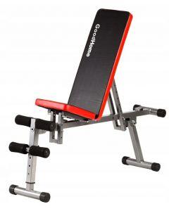 Banca Multifunctionala, Reglabila pentru Fitness, Abdomene sau Gimnastica, Capacitate 100kg