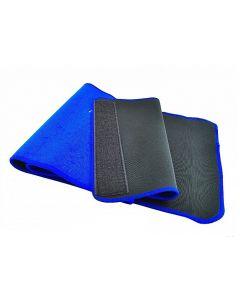 Centura pentru Slabit din Neopren, Dimensiuni 28x100cm, Culoare Albastru