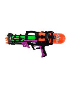 Jucarie pistol cu apa pentru copii, rezervor apa 1.25L, jet puternic 6m