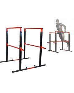 Stand Suport pentru Sport, Recuperare, Exercitii Fizice, Fitness, Gimnastica cu Inaltime Ajustabila 96-102cm