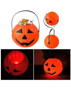 Felinar sau Cos tip Dovleac Decorativ pentru Halloween