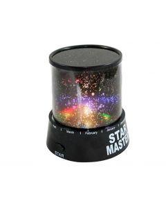 Lampa de Veghe cu Proiector Laser de Stele