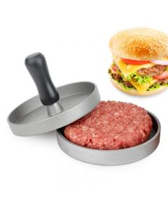 Presa pentru carne Burger cu maner, diametru 12 cm