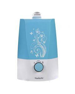 Umidificator de Aer Ultrasonic cu Functie de Purificare, Iluminat LED RGB, Putere 25W, Rezervor 3.2L