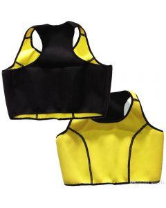 Bustiera Hot Shapers Fitness din Neopren pentru Slabit si Modelare Corporala, Marimea XXL