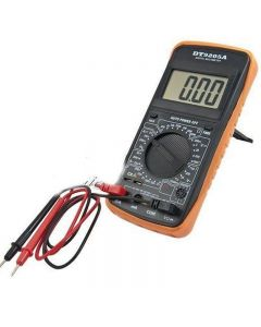 Multimetru Tester Digital Profesional, DT9205A, Ecran LCD