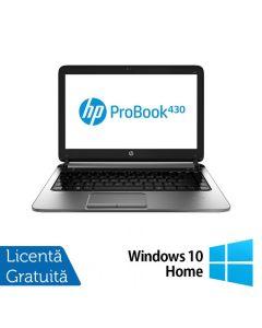 Laptop Reconditionat HP ProBook 430 G1 Intel Celeron Dual Core 2955U 1.4GHz 4GB DDR3 320GB SATA + Windows 10 Home