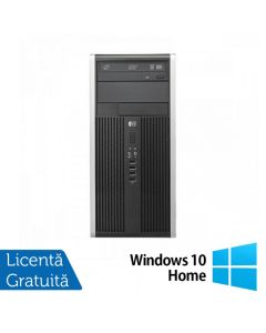 Calculator Reconditionat HP 6300 Pro MT Intel Pentium Dual Core G640 2.80GHz 4GB DDR3 320GB SATA DVD-RW + Windows 10 Home