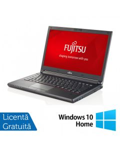 Laptop Reconditionat FUJITSU SIEMENS Lifebook E544 Intel Core i3-4000M 2.40GHz 4GB DDR3 500GB HDD 14 Inch + Windows 10 Home