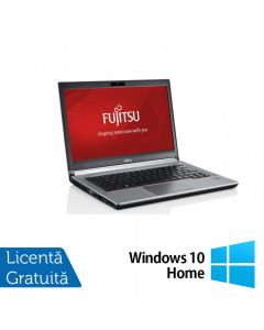 Laptop Reconditionat FUJITSU SIEMENS Lifebook E734 Intel Core i5-4200M 2.50GHz up to 3.10GHz 8GB DDR3 120GB SSD 13.3 Inch + Windows 10 Home