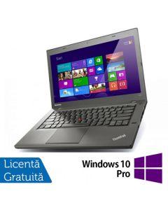 Laptop Reconditionat Lenovo ThinkPad T440s Intel Core i5-4200U 1.60GHz up to 2.60GHz 4GB DDR3 120GB SSD 14 Inch + Windows 10 Pro
