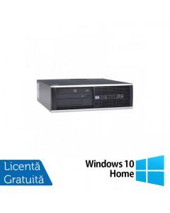 Calculator Reconditionat HP 4300 Pro SFF Intel Core i3-3220 3.30GHz 4GB DDR3 500GB SATA DVD-RW + Windows 10 Home