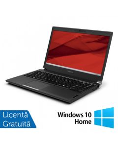 Laptop Reconditionat Toshiba Portege R940 Intel Core i5-3340M 2.70GHz 4GB DDR3 320GB SATA DVD-RW 13.3 Inch + Windows 10 Home