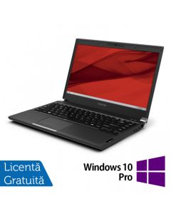 Laptop Reconditionat Toshiba Portege R940 Intel Core i5-3340M 2.70GHz 4GB DDR3 320GB SATA DVD-RW 13.3 Inch + Windows 10 Pro