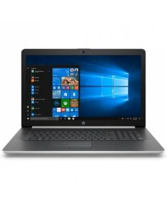 Laptop HP 17-BY0062CL Intel Core i5-8250U 1.60GHz 8GB DDR4 1TB SATA Intel UHD Graphics 620 Card Reader DVD-Writer 17.6 Inch HD + BrightView Display Webcam HD + BONUS Mouse Optic Wireless MUSW-107, 1600 DPI, Nano-USB, Negru