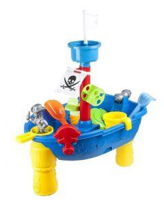 Masuta de joaca pentru apa si nisip Corabia Piratilor