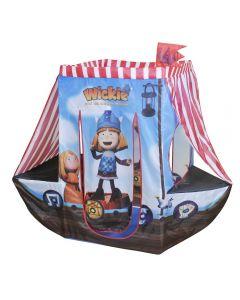 Cort de joaca pentru copii Vasul Vikingilor Wickie