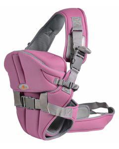 Marsupiu 6 pozitii Carry Go 2 Pink