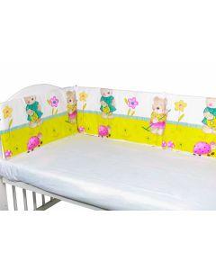 Aparatori laterale pentru pat Happy Bear