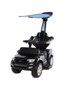 Masinuta de impins 3 in 1 Ford Ranger Wildtrax Black