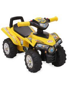 ATV fara pedale Moni Ride&Go Galben