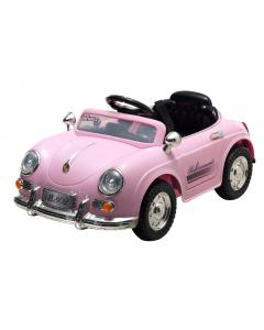 Masinuta electrica de epoca Sugar Dream Pink